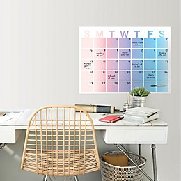 WallPops Serenity Monthly Calendar