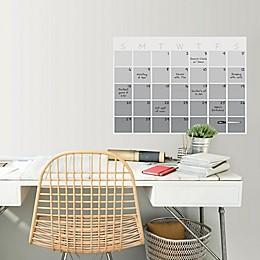 WallPops Mondrian Monthly Calendar