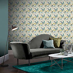 Arthouse Sylvan Leaf Non-Woven Wallpaper