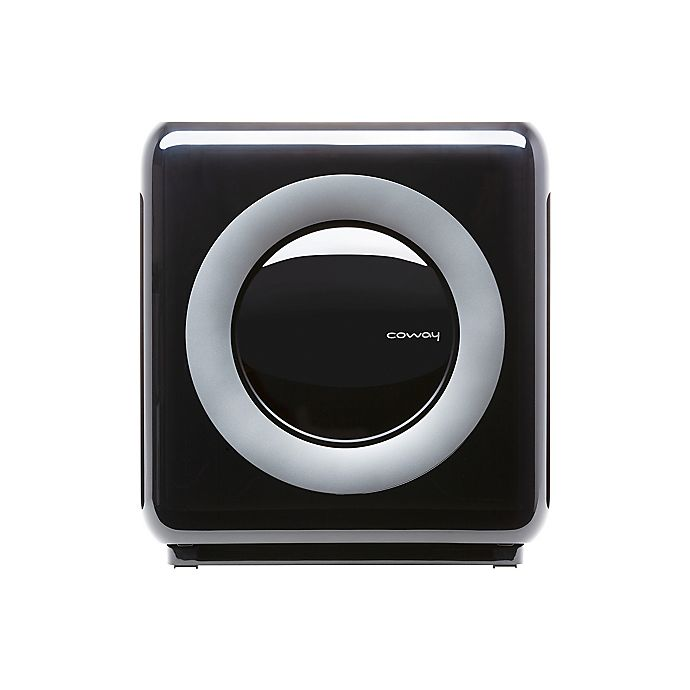 Alternate image 1 for Coway AP-1512HH Mighty Smarter HEPA Air Purifier with Eco Mode in Black