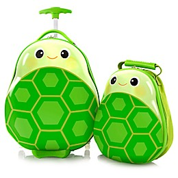 Heys® Travel Tots Turtle 2-Piece Rolling Luggage and Backpack Set