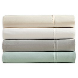 Beautyrest® 400-Thread-Count Wrinkle Resistant Cotton Sateen Sheet Set