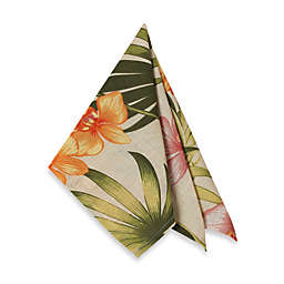 Tommy Bahama® Home African Orchid Napkins (Set of 4)