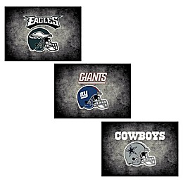 NFL 8' x 11' Distressed Area Rug Collection