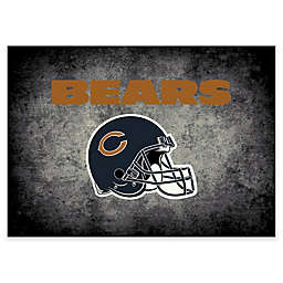 NFL Chicago Bears 8' x 11' Distressed Area Rug