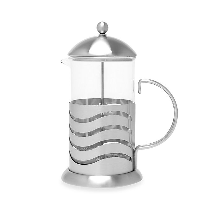 Alternate image 1 for La Cafetiere 8-Cup Wave Cafetiere