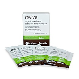 Breville® Revive Organic Tea Cleaner (Pack of 4)