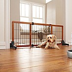 Carlson Freestanding Extra Wide Pet Gate