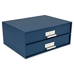Birger 2-Drawer File Box in