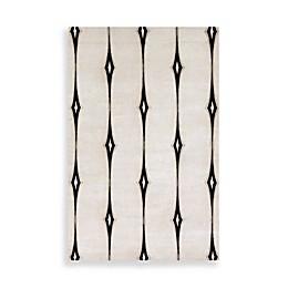 Surya Luminous Rug in Ivory/Beige/Black/White