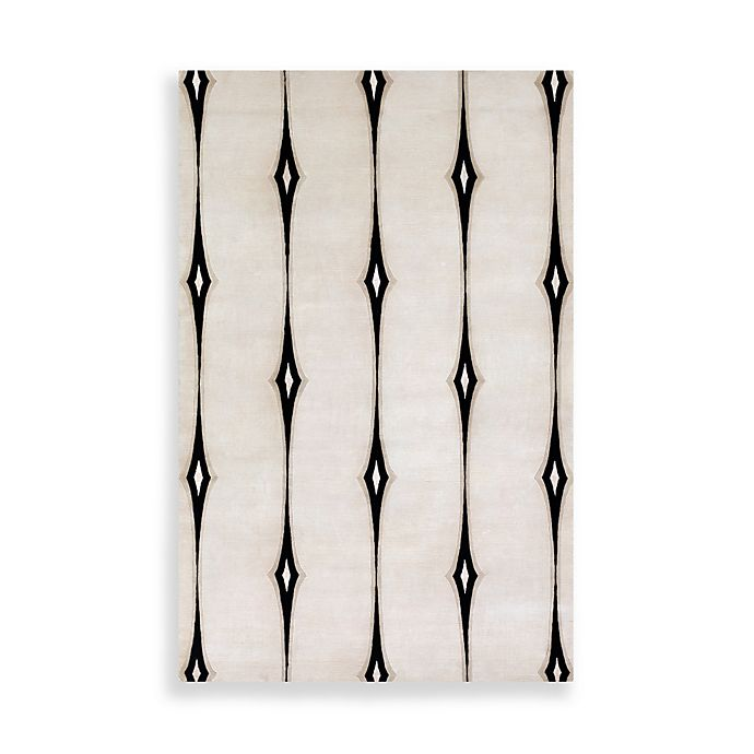 Alternate image 1 for Surya Luminous Rug in Ivory/Beige/Black/White