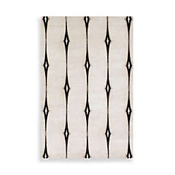Surya Luminous Rug in Ivory/Beige/Black/White