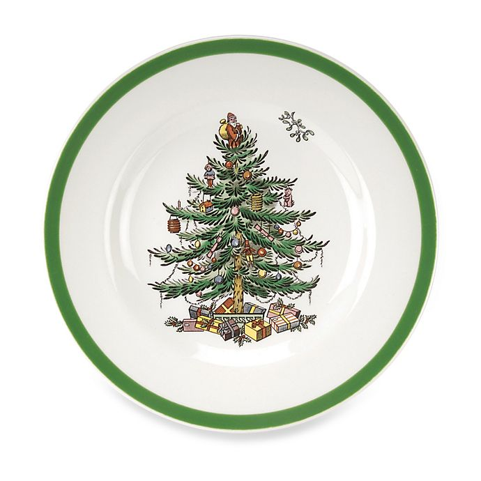 Alternate image 1 for Spode® Christmas Tree Bread and Butter Plate