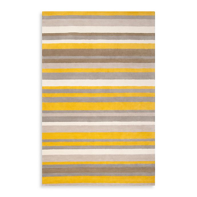 Alternate image 1 for Angelo:HOME Madison Square Accent Rug