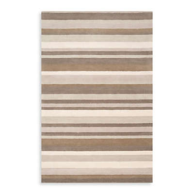 angelo:HOME Madison Square Rug in Grey