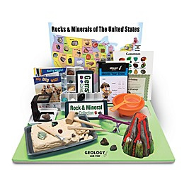 Ben Franklin Toys Geology Lab Pad