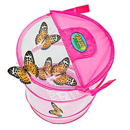 Nature Bound™ Bug & Butterfly Village in Pink