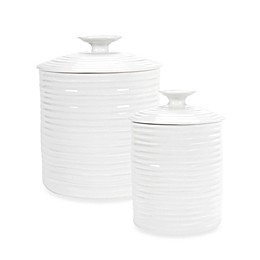 Sophie Conran for Portmeirion® Canister in White