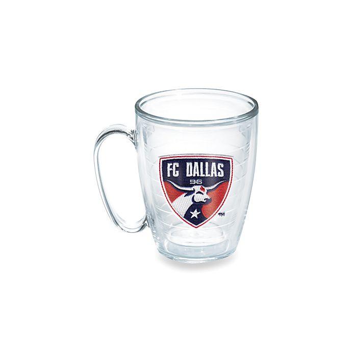 Alternate image 1 for Tervis® FC Dallas 15-Ounce Emblem Mug