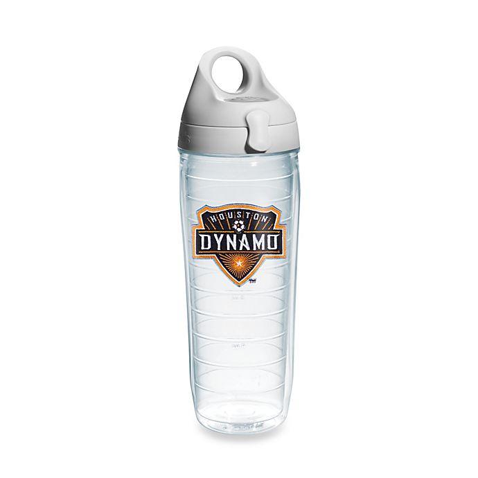 Alternate image 1 for MLS Houston Dynamo 24-Ounce Water Bottle