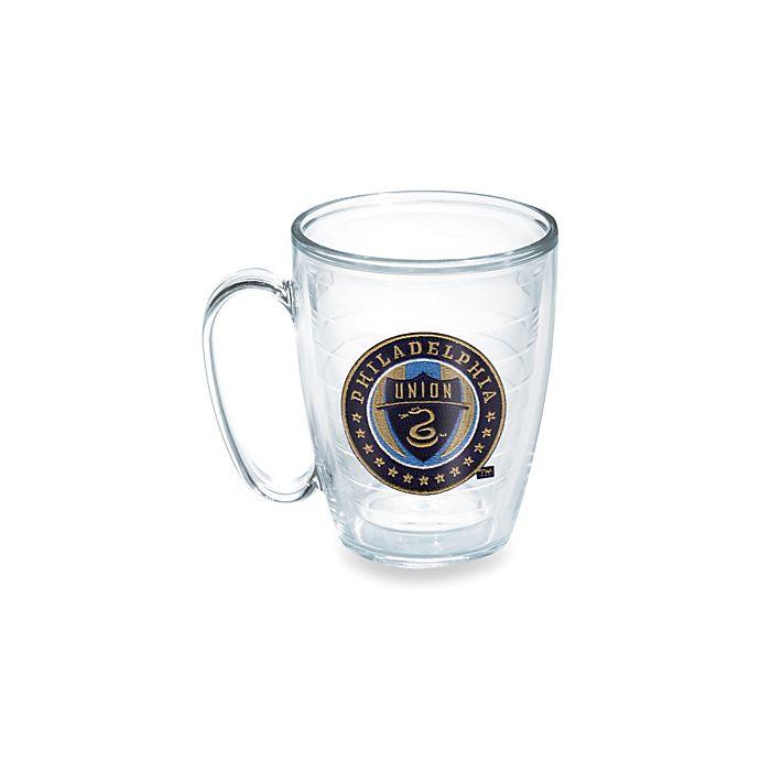 Alternate image 1 for Tervis® Philadelphia Union 15-Ounce Emblem Mug