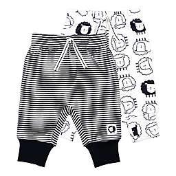 Mac & Moon 2-Pack Sheep Pants in Grey