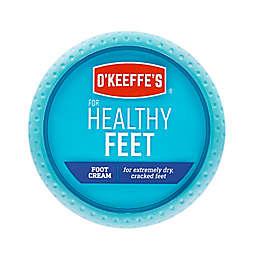 O'Keeffe's® Healthy Feet™ 3.2 oz. Foot Cream Jar
