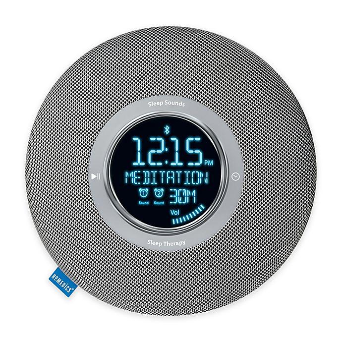 Alternate image 1 for HoMedics® Deep Sleep® Revitalize Engineered Sleep Sound Alarm Clock