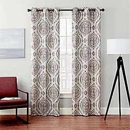 Brookstone® Velvet Serra Grommet Blackout Window Curtain (2-Pack)