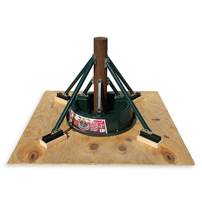 Heavy Duty Christmas Tree Stand.Standtastic Heavy Duty 7 Christmas Tree Stand For Trees Up