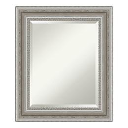 Amanti Art Parlor Framed Bathroom Vanity Mirror