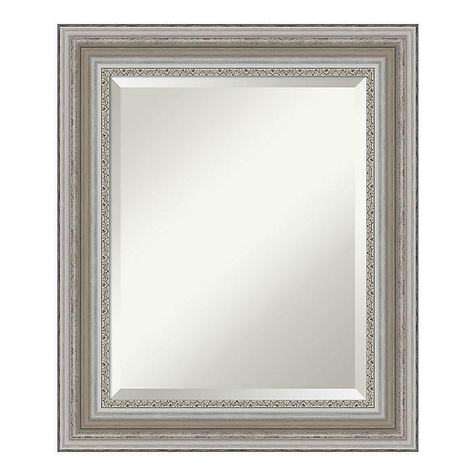 Alternate image 1 for Amanti Art Parlor Framed Bathroom Vanity Mirror