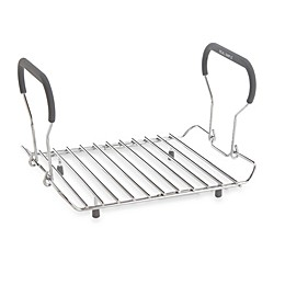 Real Simple® Expandable Roasting Rack