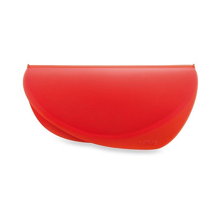 Alternate image 1 for Lékué Omelette Cooker in Red