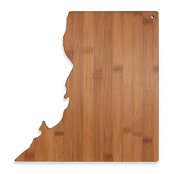 Alternate image 1 for Totally Bamboo Washington DC Bamboo Cutting Board