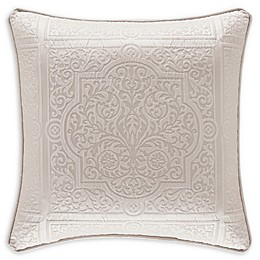J. Queen New York™ Rigoletto 20-Inch Square Throw Pillow in Blush