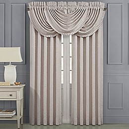J. Queen New York™ Rigoletto 84-Inch Window Curtain Panel Pair in Blush