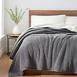 UGG® Sherpa Reversible Blanket