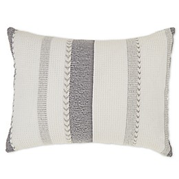 Bee & Willow™ Home Multicolor Stripe Jacquard Oblong Throw Pillow