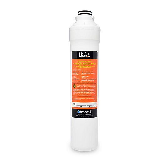 Alternate image 1 for Brondell® H2O+ Coral Single-Stage Replacement Filter