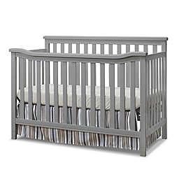 Sorelle Berkley 4-in-1 Flat Top Convertible Crib