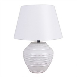 Bee & Willow™ Home Sonia Table Lamp in White