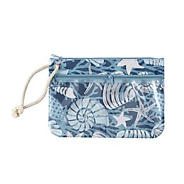 Morgan Swimsuit Sack in Shell Sounds Blue