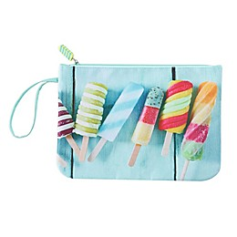 Swimsuit Sack in Rainbow Popsicle