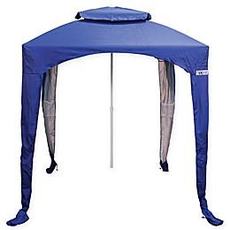 Rio 5-Foot Umbrella Cabana in Blue