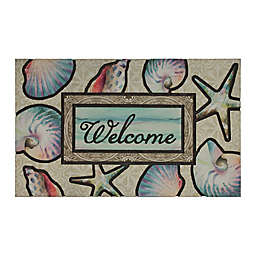 Ocean Dream Welcome Door Mat