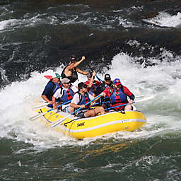 Full-Day Rafting Trip with BBQ Lunch Maupin, OR by Spur Experiences®