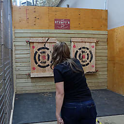 San Antonio Axe Throwing Session by Spur Experiences®