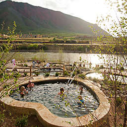 Iron Mountain Hot Springs by Spur Experiences®