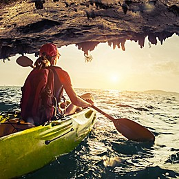 Cave Kayaking Excursion by VEBO®